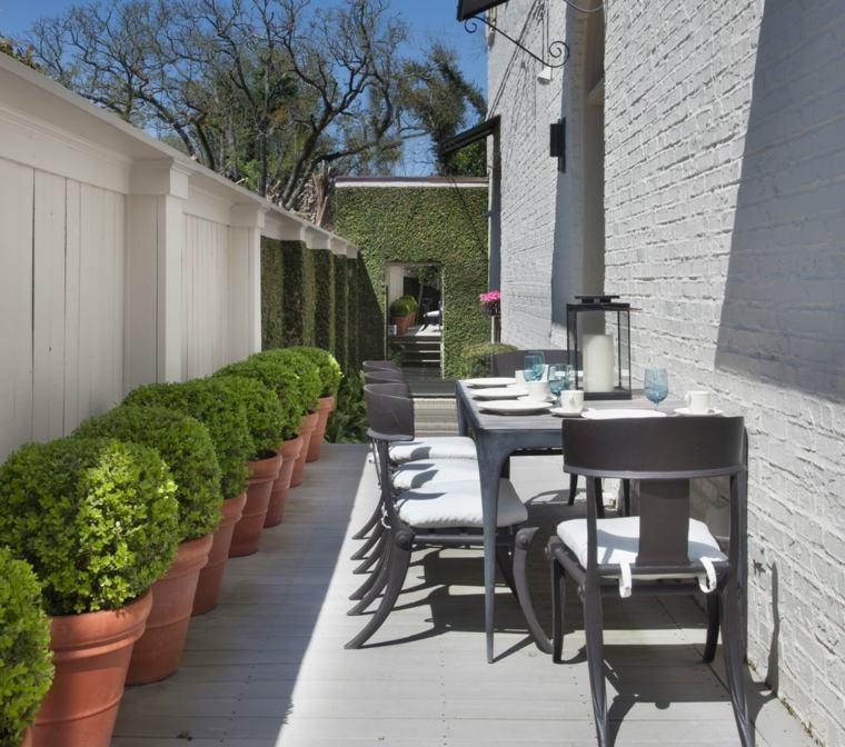 Dcorer Son Jardin Moderne 55 Ides Pour Petits Espaces