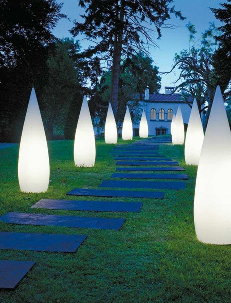 Lampadaire de jardin  50 modles pour votre extrieur