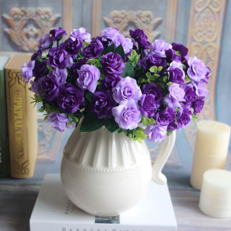 Dco Printemps 50 Ides Avec Fleurs Et Motif Floral