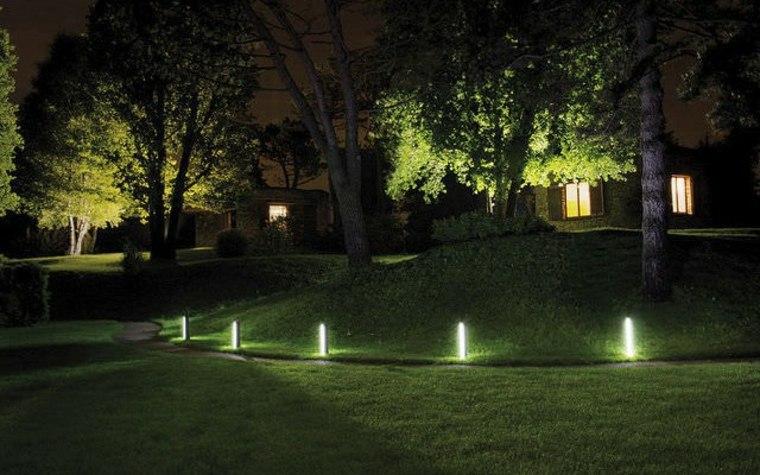 Iluminacion Jardin Brico Depot