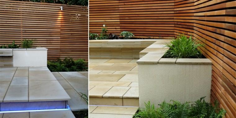 Mur En Bois Exterieur Jardin Deco Mur Exterieur Jardin