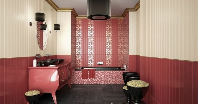 Salle De Bain De Luxe En Style Shabby Chic 25 Exemples