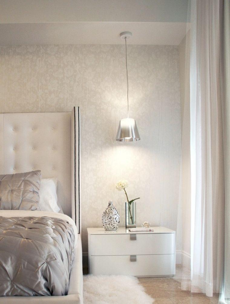 Suspension design pour dco de chambre  coucher