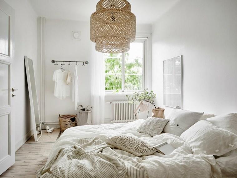 Design intrieur moderne en blanc  du confort et de l