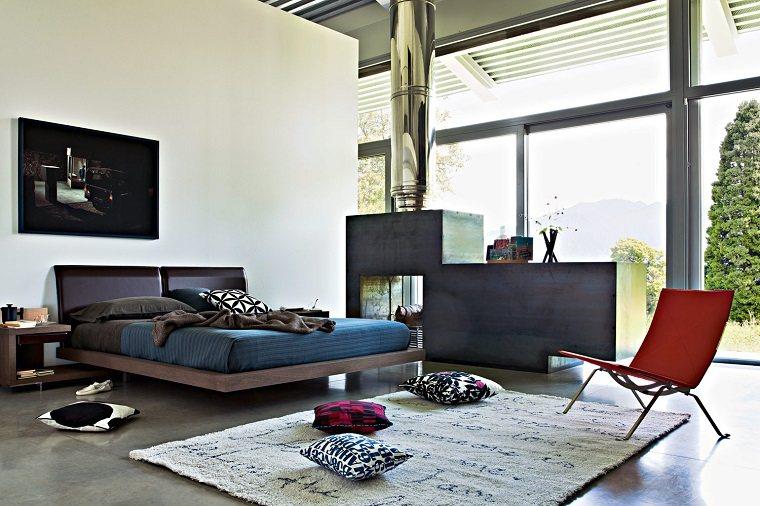 Chambre moderne  56 ides de dco design