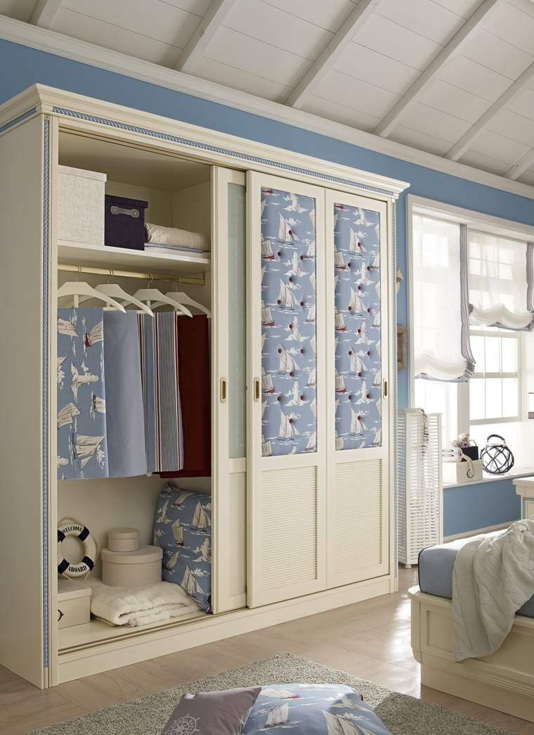 Armoire portes coulissantes pour ranger vos habits en beaut