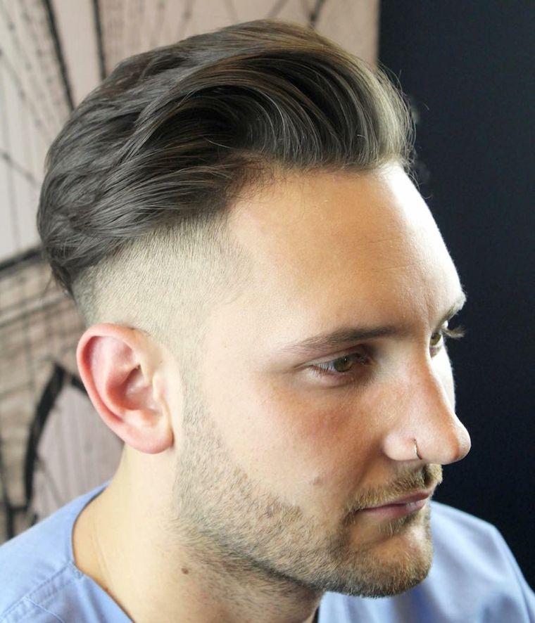 Coupe De Cheveux Homme Printemps T 2016 En 55 Ides
