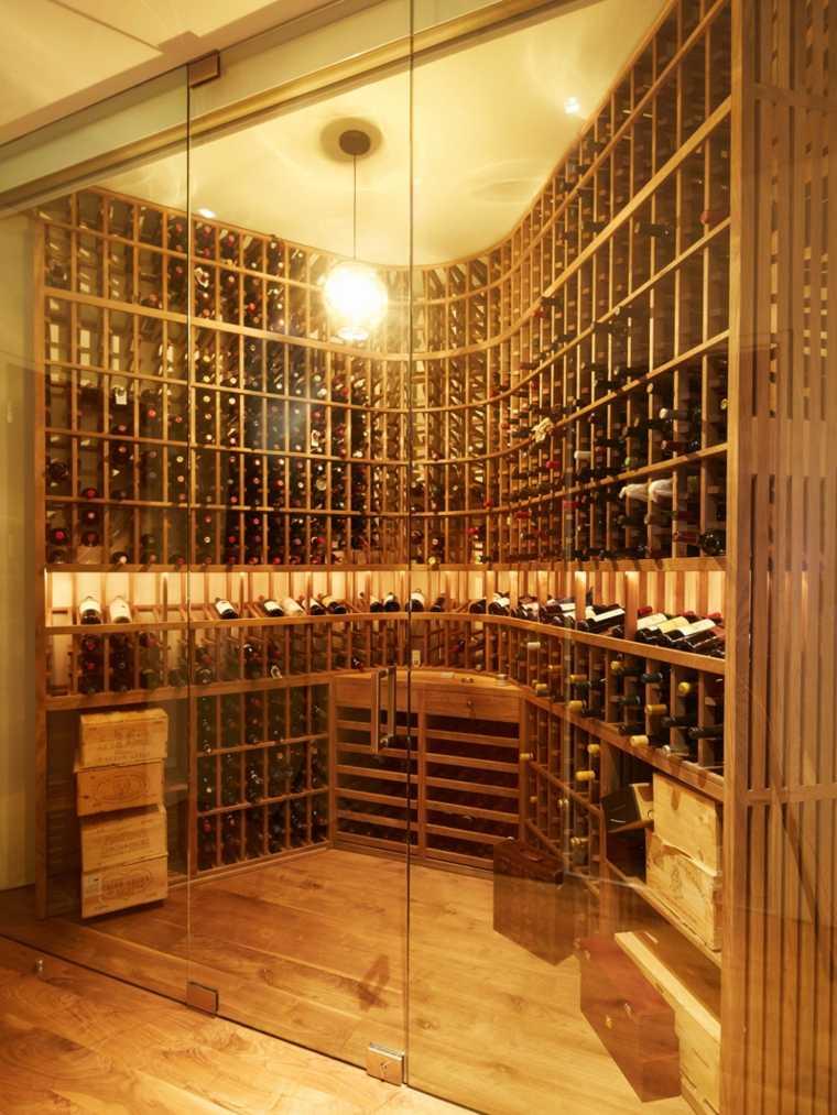 Caves Vin Design Pour Ceux Qui Adorent Le Vin