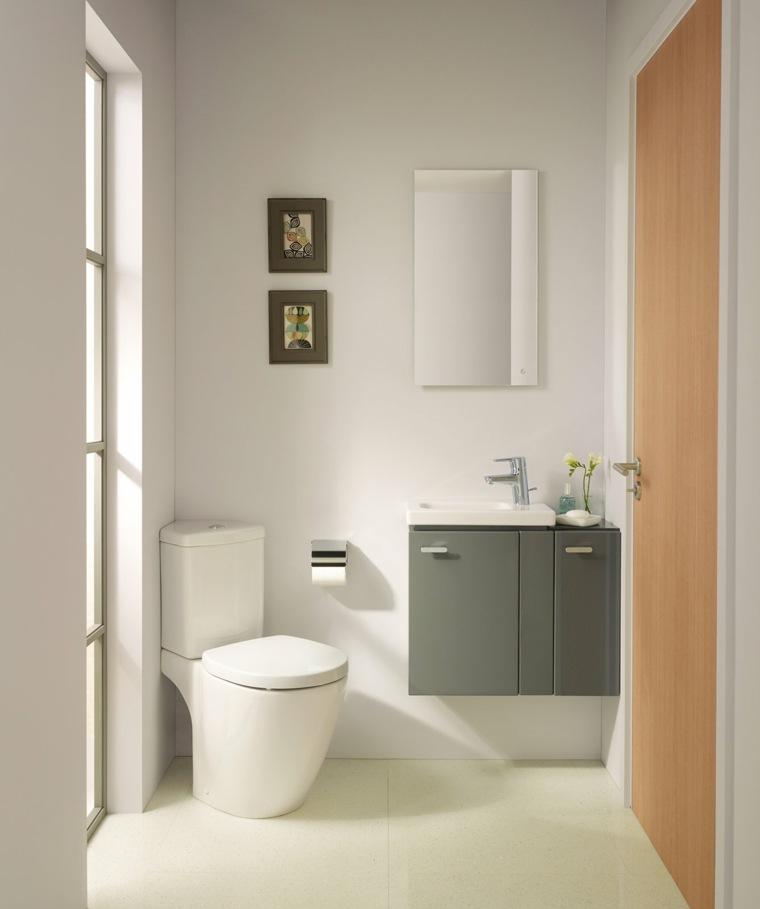 Meuble toilette  50 suggestions de design moderne