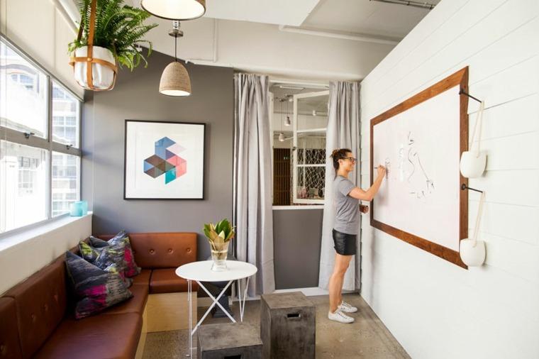 Dco bureau design  les locaux uniques dAirbnb  Syndey