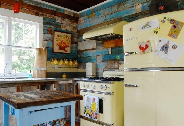 cuisine ancienne pour un interieur