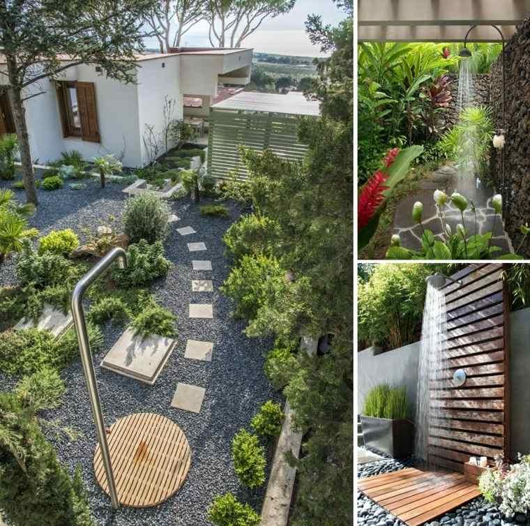 deco jardin zen contemporain 47 idees