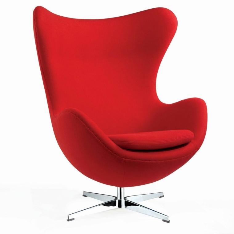 vintage egg chair fairfield le fauteuil Œuf d'arne jacobsen : l'icône du design danois