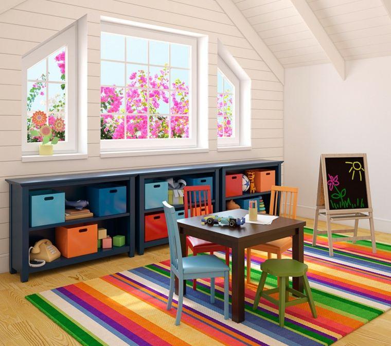 idees en images pour meuble de rangement de chambre d enfant jeux salle idees