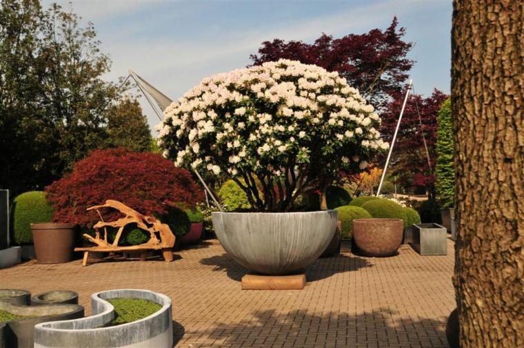 Grand Pot De Fleurs En Terre Cuite Pour Votre Jardin Et