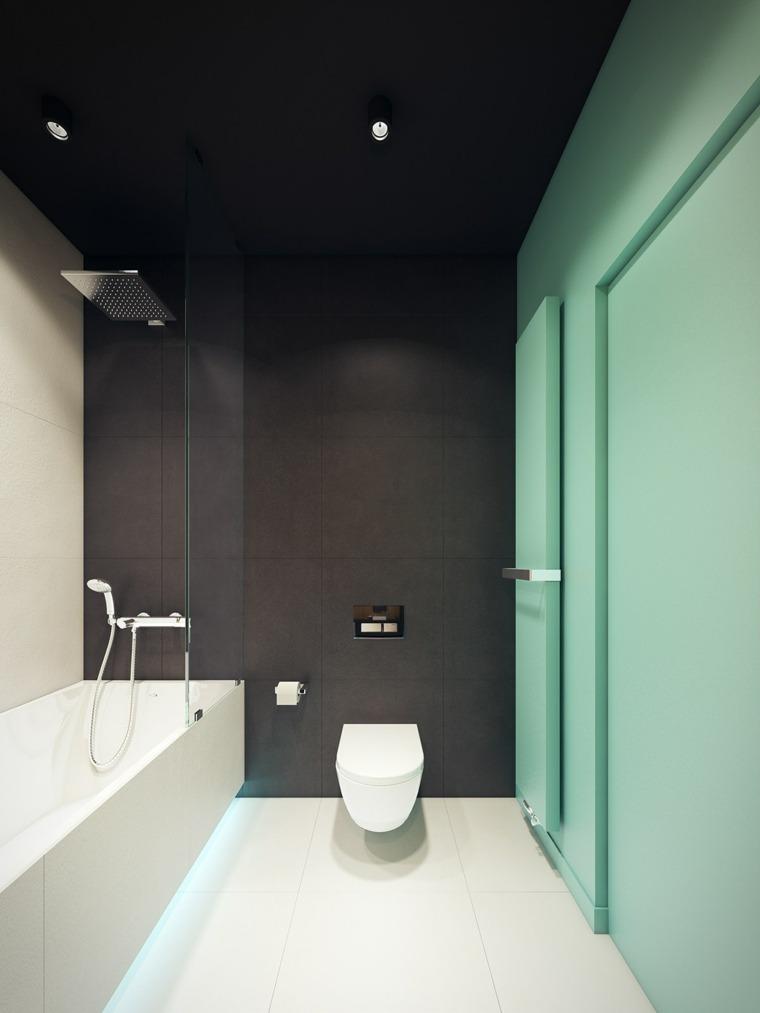 Couleur Turquoise Un Appartement Aux Accents En Turquoise