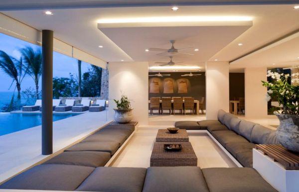 Salon Zen Une Ancienne Culture Au Design Trs Moderne