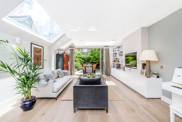 tendance decoration interieur 2016 plante depolluantes interieur salon