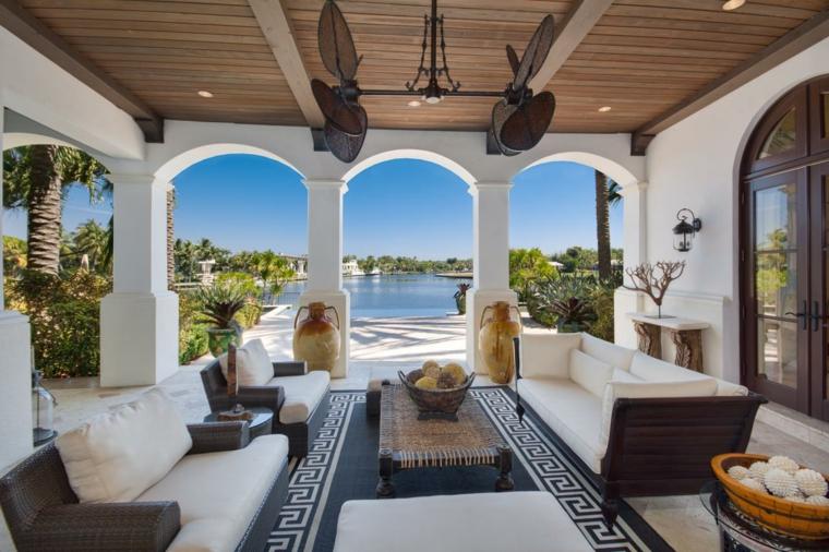Dco terrasse la terrasse de style les grecques et mditerranen