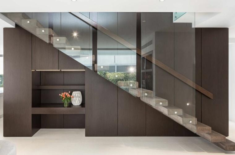 Astuces Maison Amenagement Sous Escalier Propositions Originales L