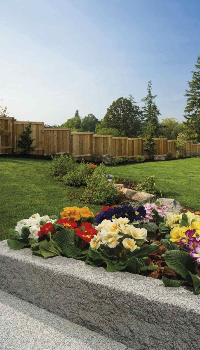 Bordure jardin  valoriser votre extrieur avec du style