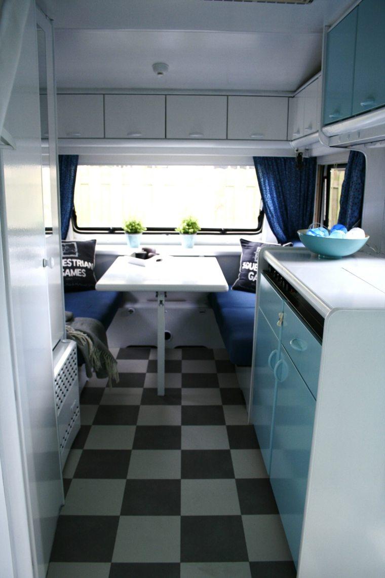 Caravane dco pour un style vintage et printanier