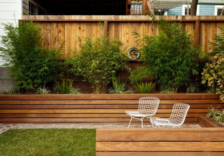 deco mur exterieur jardin 51 belles