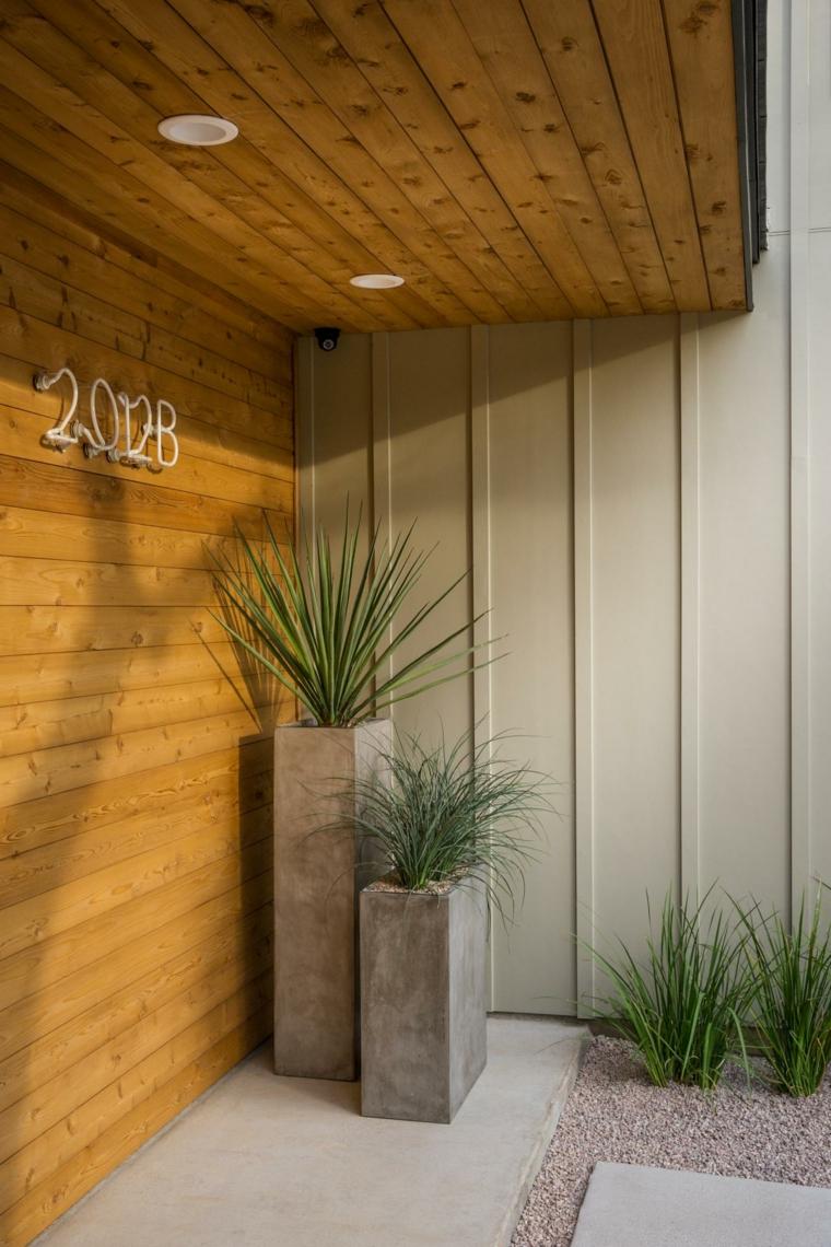 Jardiniere Beton 27 Idees Sympas Pour Un Exterieur Moderne