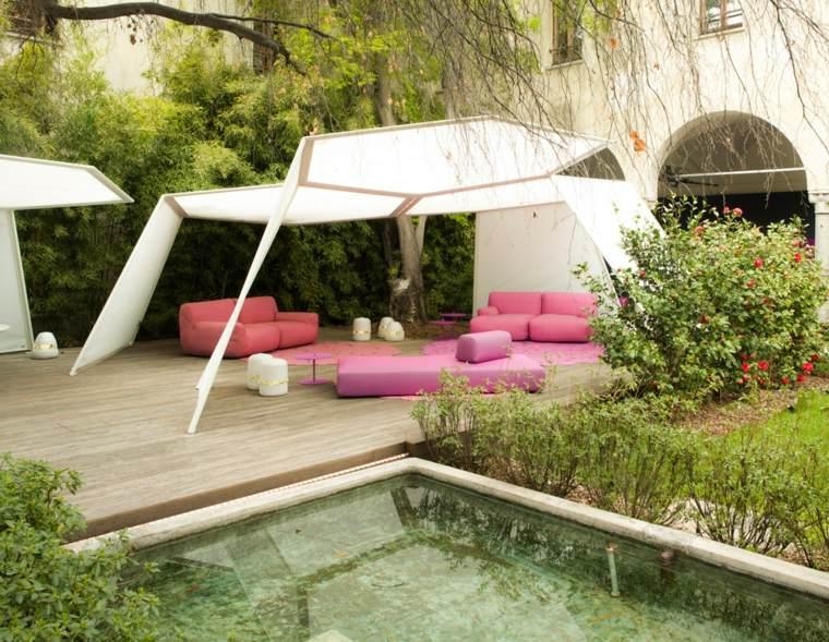 Tente de jardin tonnelle et pergola  comment faire son choix