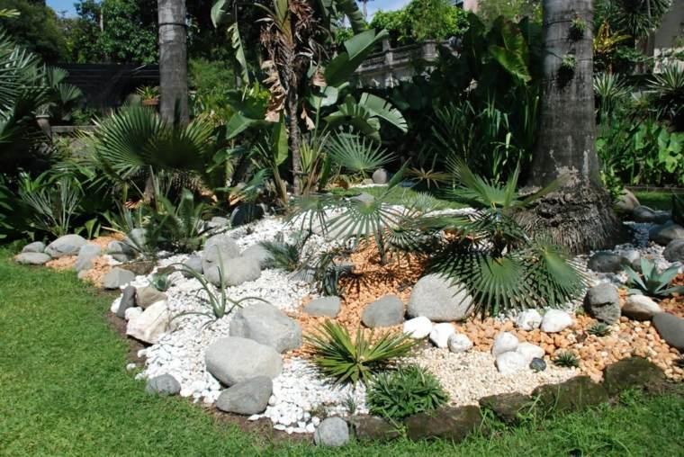 Rocaille de jardin ides amnagement et dcoration