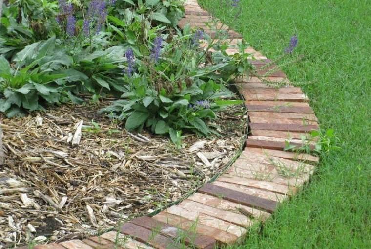 Ide bordure jardin  50 propositions pour votre extrieur