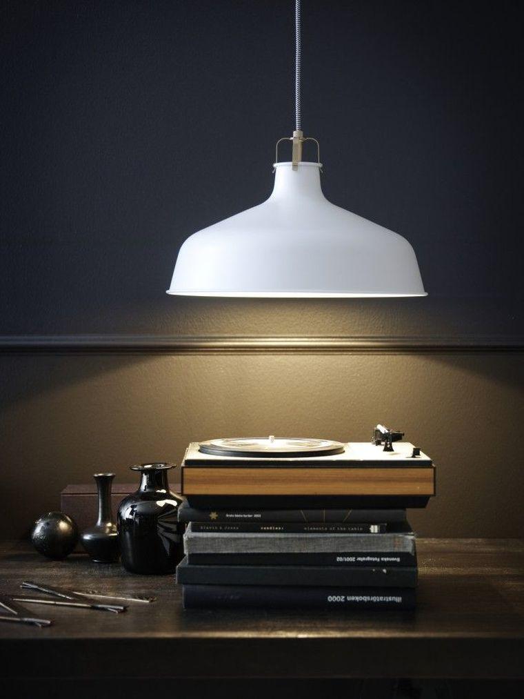 lampe scandinave ranarp par ikea 24
