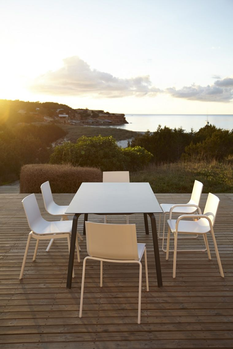 Salon De Jardin Avec Table   Meuble Sous Vasque (double ...