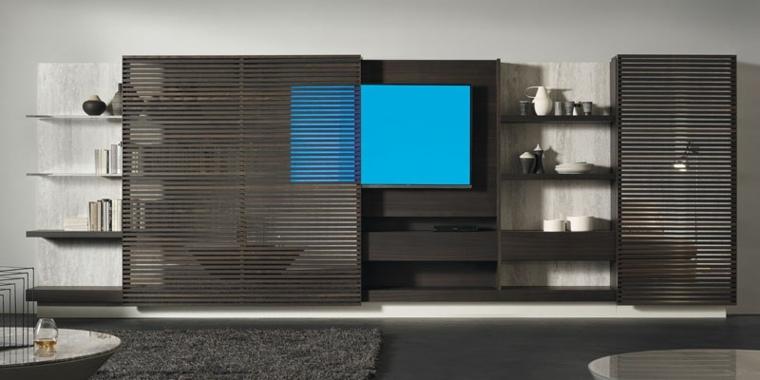 Meuble cache tl de design sophistiqu par Massimo Castagna