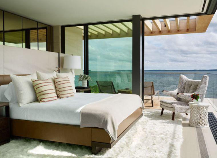 Villa avec piscine de rve dans les Hamptons