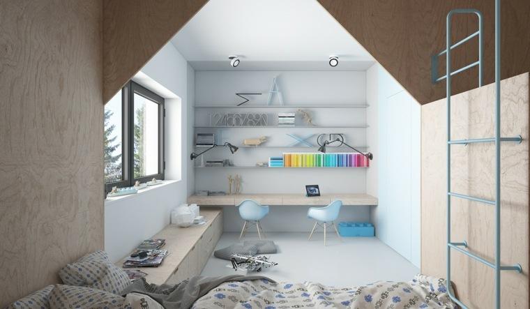 decoration enfant chambres modernes