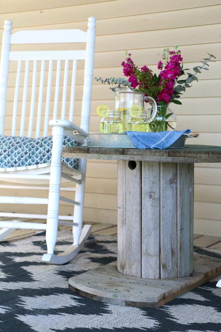 Table basse de jardin  faire soimme  24 ides cratives