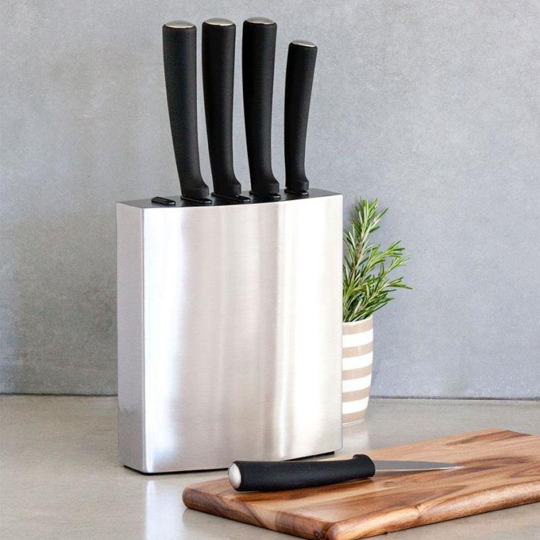 bloc couteaux cuisine design