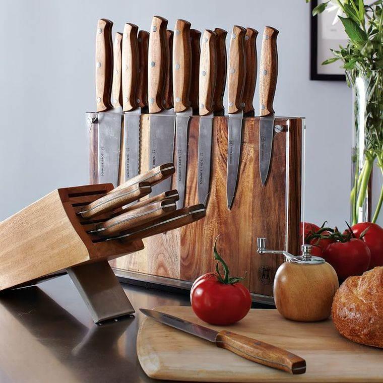 porte couteau cuisine design