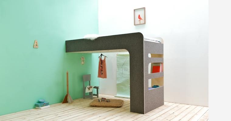 Lit enfant original pour une chambre cool et pratique
