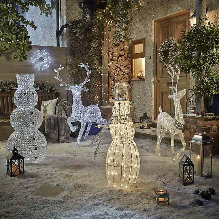 Decoration Lumineuse De Noel Pour Fenetre