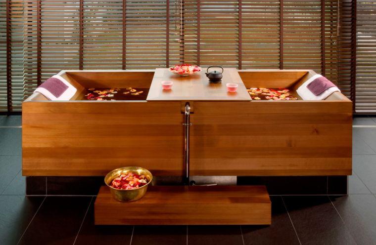 La salle de bain dco zen dinspiration japonaise