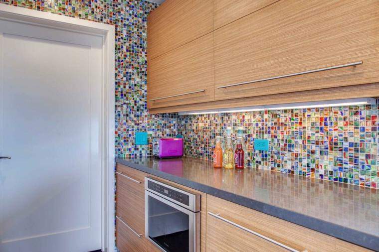 Faience Multicolore Cuisine - Décoration de maison idées de design d ...