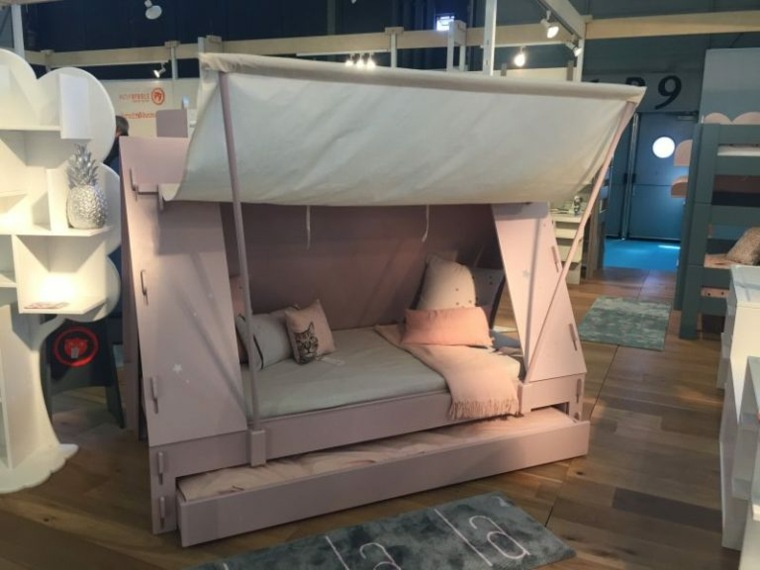 lit enfant original pour une chambre de