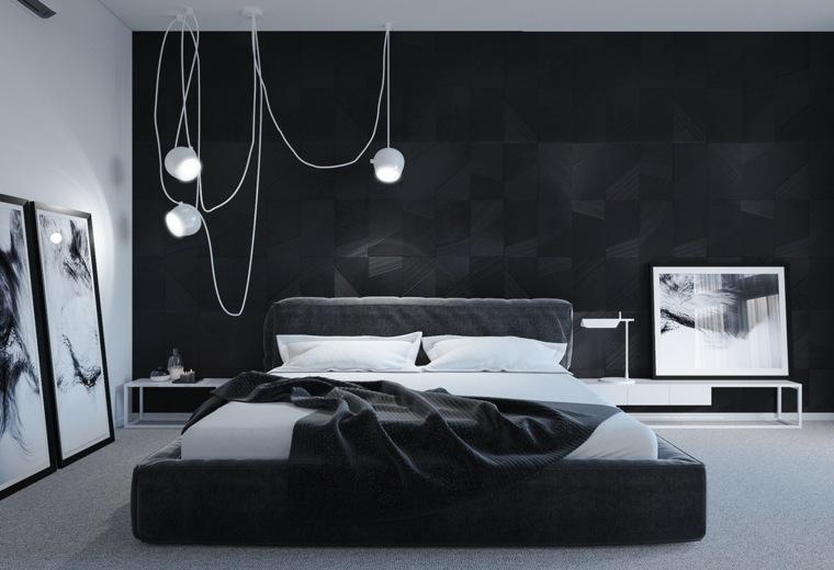 Noir Et Blanc 40 Chambres Coucher Qui Font Rver