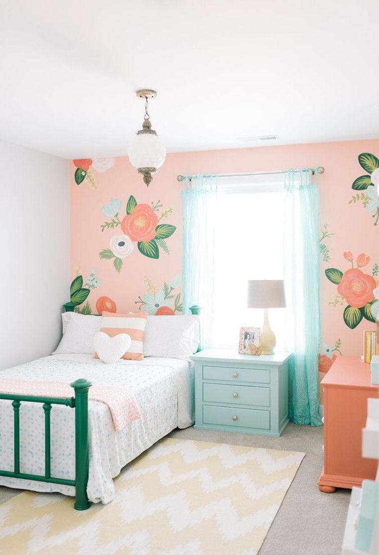 chambre petite fille moderne cuisine chambre enfant plus. Black Bedroom Furniture Sets. Home Design Ideas