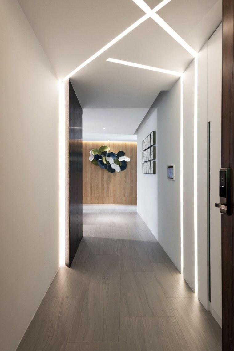 Bande LED pour clairage intrieur moderne joli et pratique