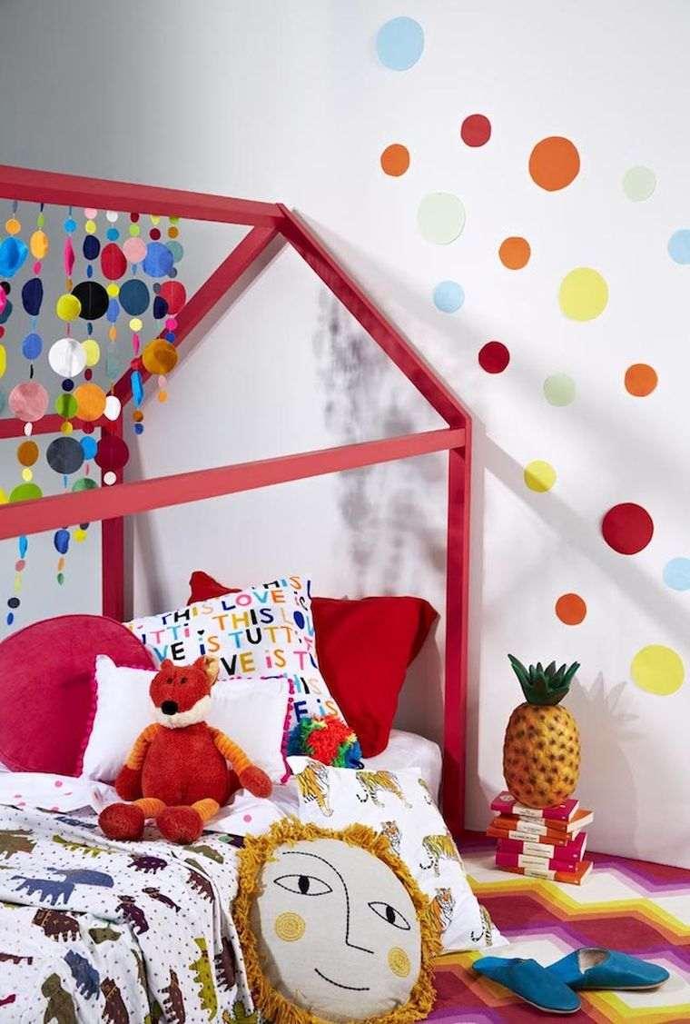 DIY lit cabane  modles originaux pour les enfants