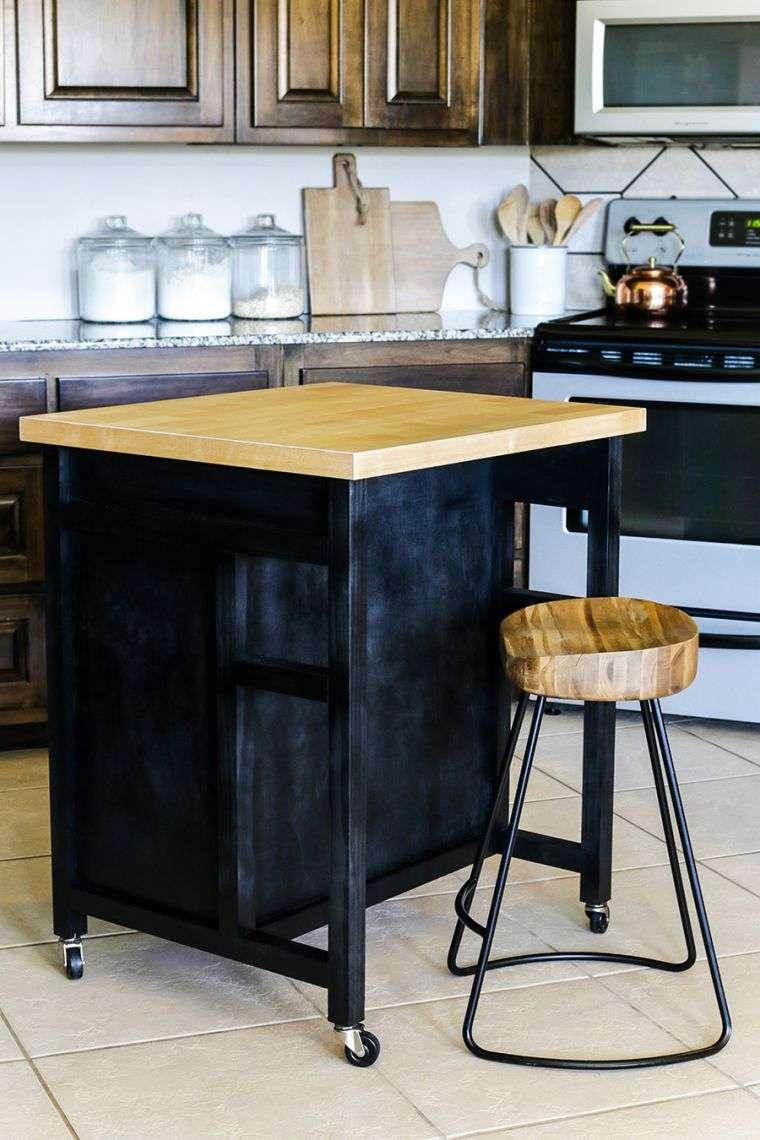 meuble de rangement pour petite cuisine