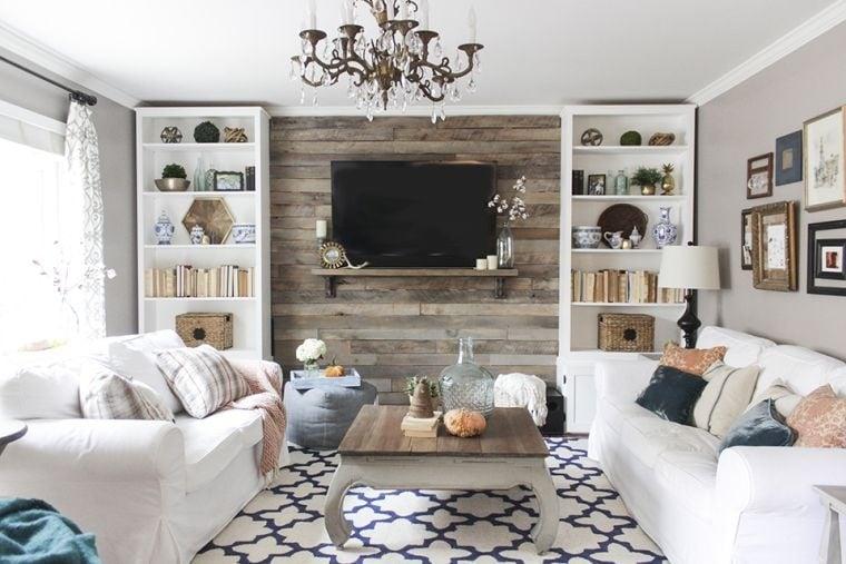sofa bed support board chocolate brown sleeper meuble en palette : 34 idées fraîches de diy déco naturelle